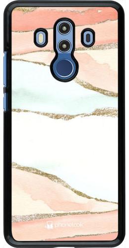 Coque Huawei Mate 10 Pro - Shimmering Orange