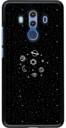 Coque Huawei Mate 10 Pro - Space Doodle