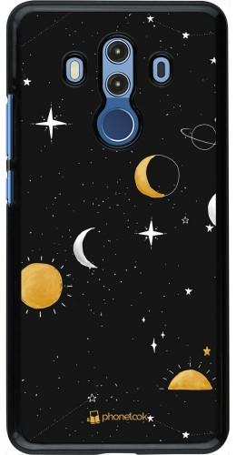 Coque Huawei Mate 10 Pro - Space Vector