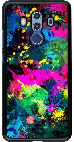 Coque Huawei Mate 10 Pro - splash paint