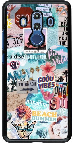 Coque Huawei Mate 10 Pro - Summer 20 collage