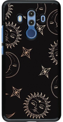 Coque Huawei Mate 10 Pro - Suns and Moons