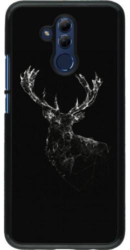 Coque Huawei Mate 20 Lite - Abstract deer