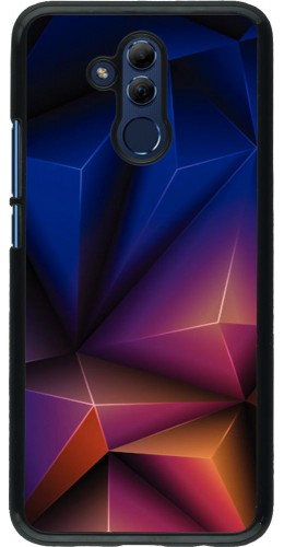 Coque Huawei Mate 20 Lite - Abstract triangles