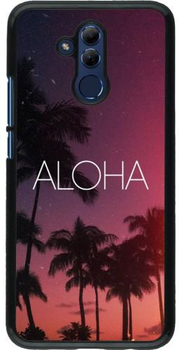 Coque Huawei Mate 20 Lite - Aloha Sunset Palms