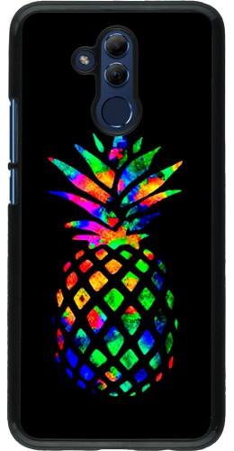Coque Huawei Mate 20 Lite - Ananas Multi-colors