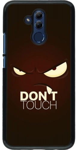 Coque Huawei Mate 20 Lite - Angry Dont Touch