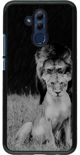 Coque Huawei Mate 20 Lite - Angry lions