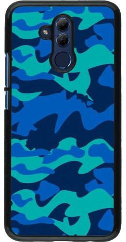 Coque Huawei Mate 20 Lite - Camo Blue