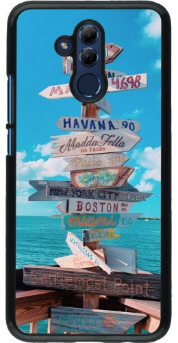 Coque Huawei Mate 20 Lite - Cool Cities Directions