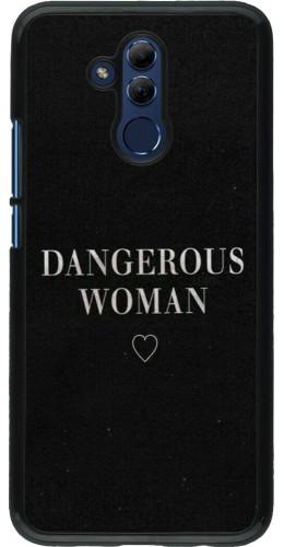 Coque Huawei Mate 20 Lite - Dangerous woman