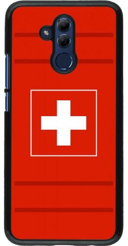 Coque Huawei Mate 20 Lite - Euro 2020 Switzerland