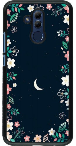 Coque Huawei Mate 20 Lite - Flowers space