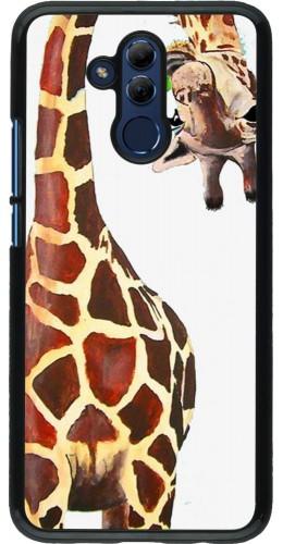 Coque Huawei Mate 20 Lite - Giraffe Fit