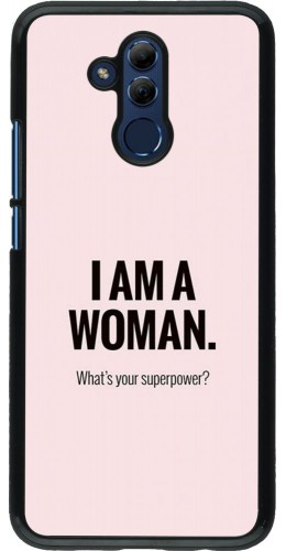 Coque Huawei Mate 20 Lite - I am a woman