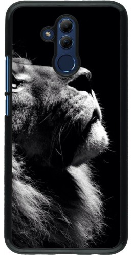 Coque Huawei Mate 20 Lite - Lion looking up