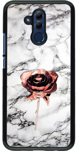 Coque Huawei Mate 20 Lite - Marble Rose Gold