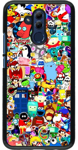 Coque Huawei Mate 20 Lite - Mixed cartoons