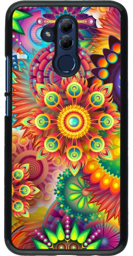 Coque Huawei Mate 20 Lite - Multicolor aztec