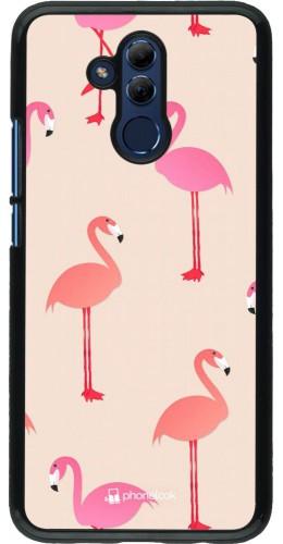 Coque Huawei Mate 20 Lite - Pink Flamingos Pattern