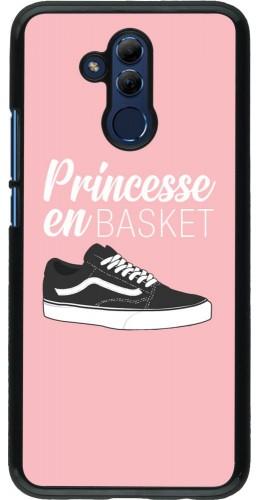 Coque Huawei Mate 20 Lite - princesse en basket