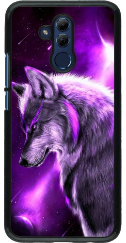Coque Huawei Mate 20 Lite - Purple Sky Wolf
