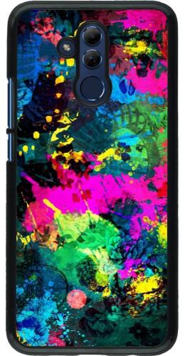 Coque Huawei Mate 20 Lite - splash paint