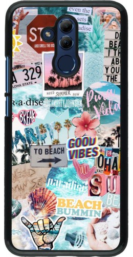 Coque Huawei Mate 20 Lite - Summer 20 collage