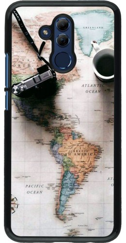Coque Huawei Mate 20 Lite - Travel 01
