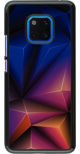 Coque Huawei Mate 20 Pro - Abstract triangles