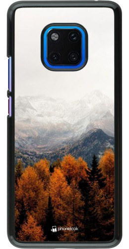 Coque Huawei Mate 20 Pro - Autumn 21 Forest Mountain