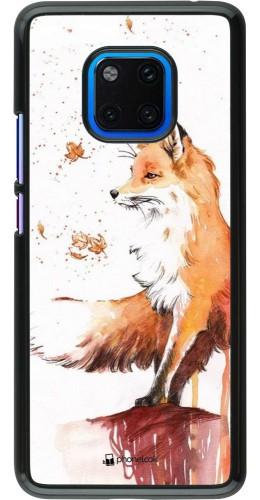 Coque Huawei Mate 20 Pro - Autumn 21 Fox