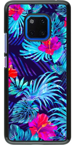 Coque Huawei Mate 20 Pro - Blue Forest