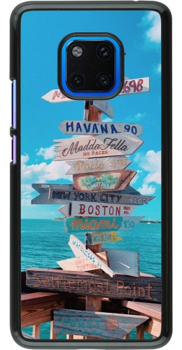 Coque Huawei Mate 20 Pro - Cool Cities Directions