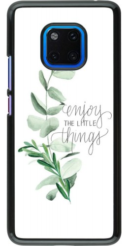 Coque Huawei Mate 20 Pro - Enjoy the little things