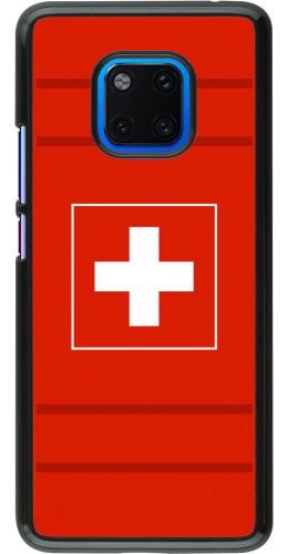 Coque Huawei Mate 20 Pro - Euro 2020 Switzerland