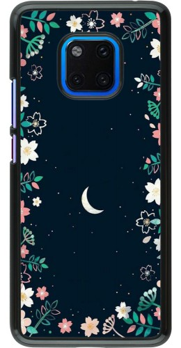 Coque Huawei Mate 20 Pro - Flowers space