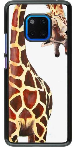 Coque Huawei Mate 20 Pro - Giraffe Fit