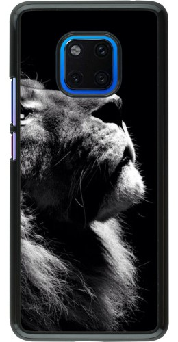 Coque Huawei Mate 20 Pro - Lion looking up