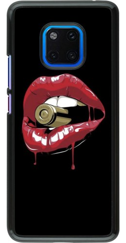 Coque Huawei Mate 20 Pro - Lips bullet