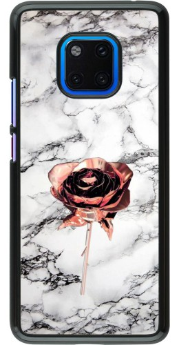 Coque Huawei Mate 20 Pro - Marble Rose Gold