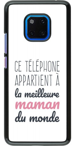 Coque Huawei Mate 20 Pro - Mom 20 04