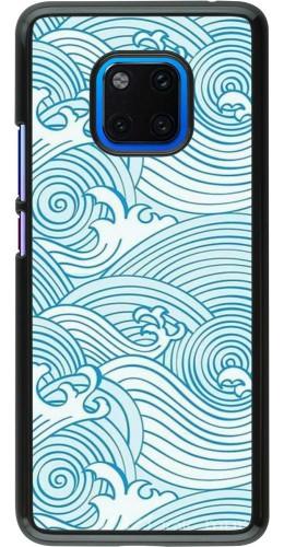 Coque Huawei Mate 20 Pro - Ocean Waves