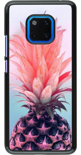 Coque Huawei Mate 20 Pro - Purple Pink Pineapple