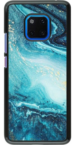 Coque Huawei Mate 20 Pro - Sea Foam Blue