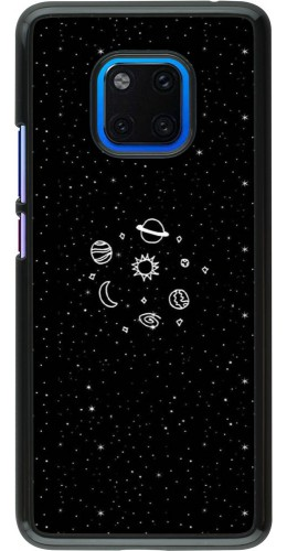 Coque Huawei Mate 20 Pro - Space Doodle