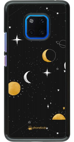 Coque Huawei Mate 20 Pro - Space Vector