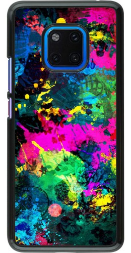 Coque Huawei Mate 20 Pro - splash paint