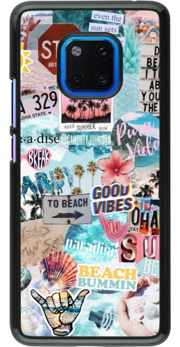 Coque Huawei Mate 20 Pro - Summer 20 collage