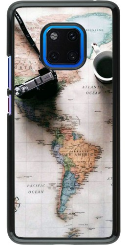 Coque Huawei Mate 20 Pro - Travel 01